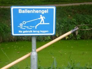 Ballenhengel