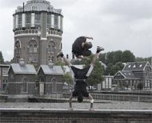 Freerunning Rotterdam
