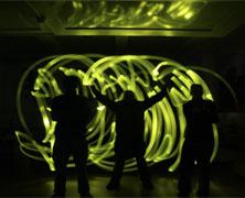 Workshop lichtgraffiti