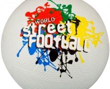Straatvoetbal Hoogvliet Rotterdam