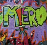 Graffiti workshop jongerenwerk Hoogvliet